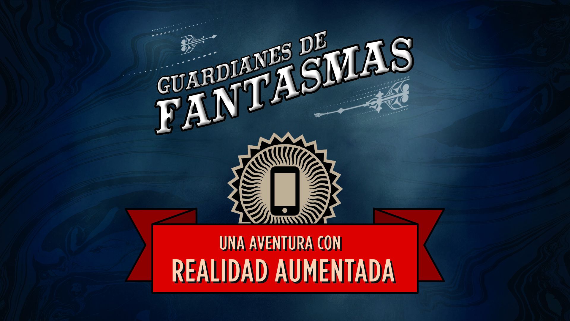 Guardianes de fantasmas