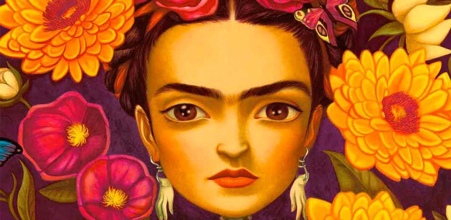 Frida Kahlo Para Dibujar: Frida