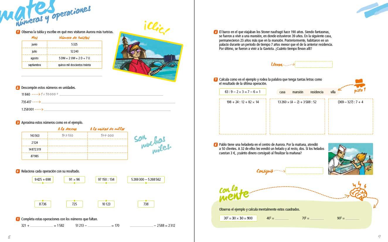 Cuadernos de vacaciones Edelvives: leer, jugar y aprender
