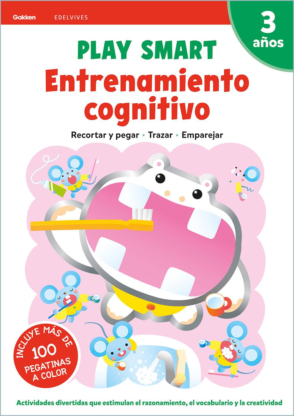 Entrenamiento cognitivo Playsmart