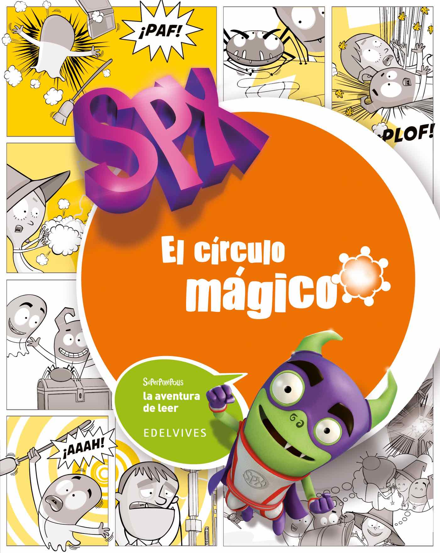 Cómic SuperPixépolis