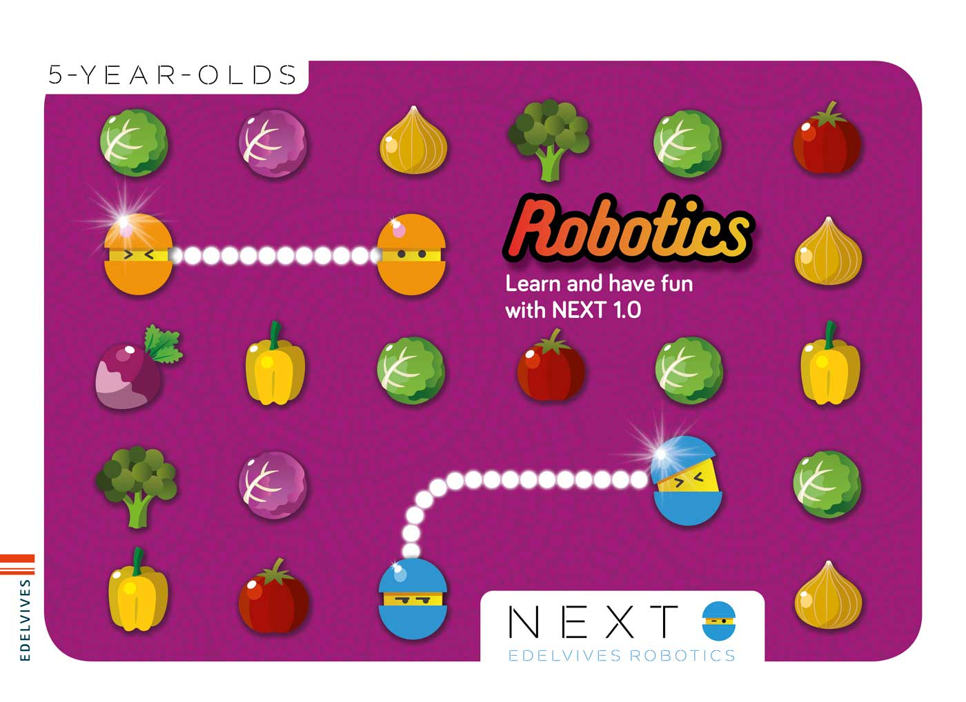 Workbook. Edelvives Next Robotics